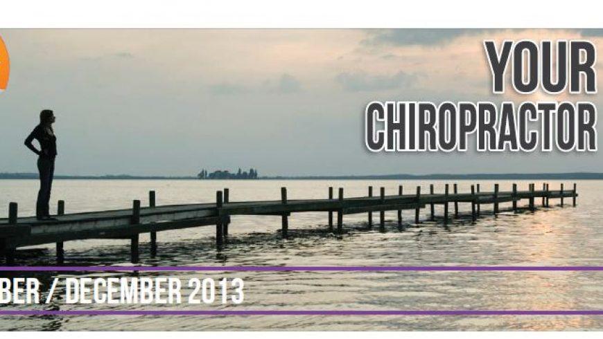 Nov & Dec 2013 Newsletter